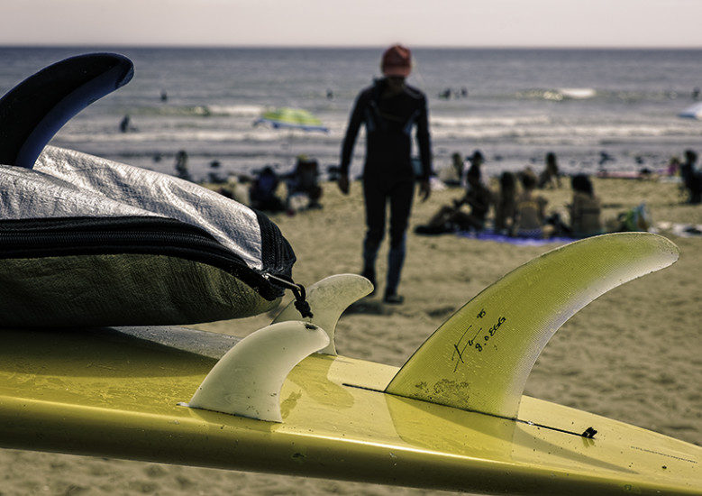 Yellow Fin board